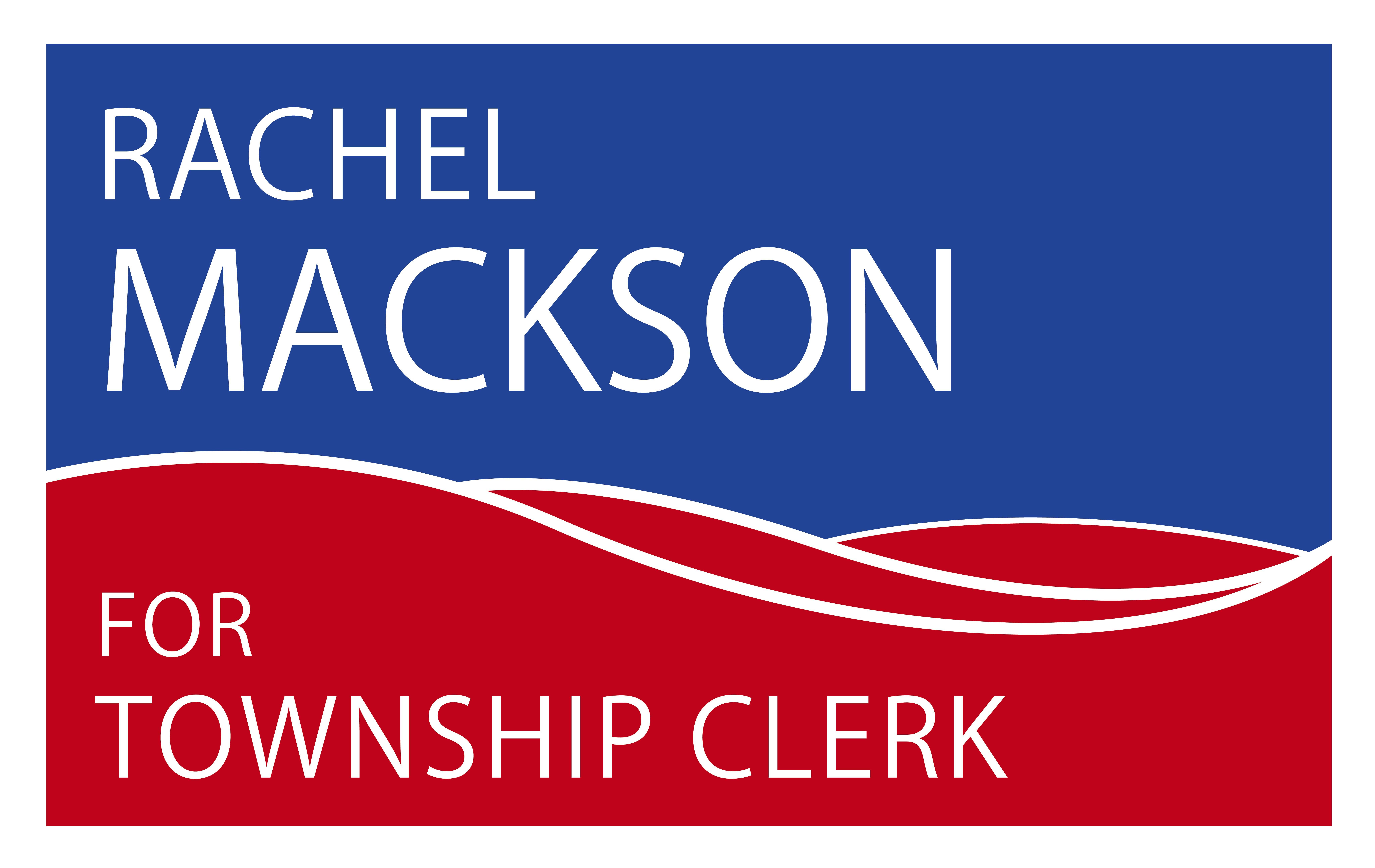 Rachel for Greenwood Township Clerk